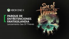 Xbox - Lanzamiento Sea of Thieves Prensa y Fans